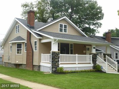 Baltimore Single Family Home For Sale: 2811 Chelsea Terrace