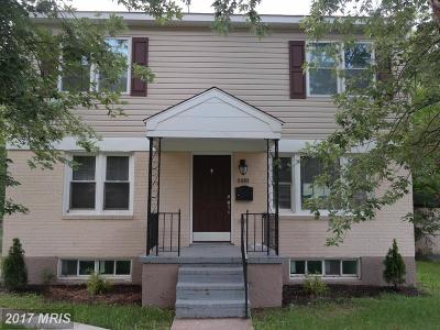Baltimore Single Family Home For Sale: 5406 Daywalt Avenue