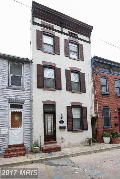 Fells Poi Nt, Fells Point, Fells Point/Hopkins, Fells Pt./Hopkins Condo For Sale: 609 Durham Street S