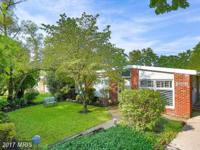 Baltimore Single Family Home For Sale: 6108 Ivymount Road