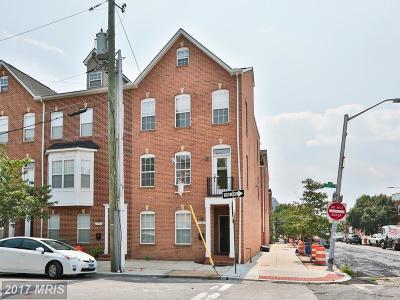 Baltimore Condo For Sale: 3301 Fait Avenue