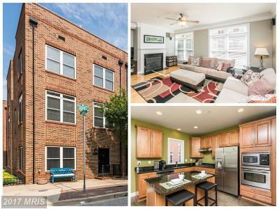 Baltimore Townhouse For Sale: 1434 Harper Street