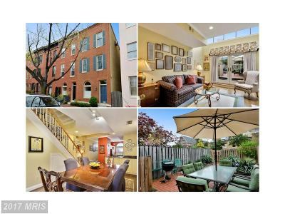 Federal Hill Townhouse For Sale: 48 Montgomery Street E