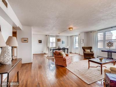 Mount Vernon Condo For Sale: 1101 Saint Paul Street #807