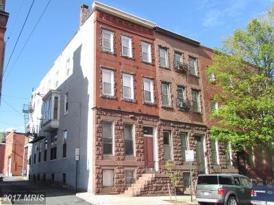 Baltimore Multi Family Home For Sale: 208 Biddle Street