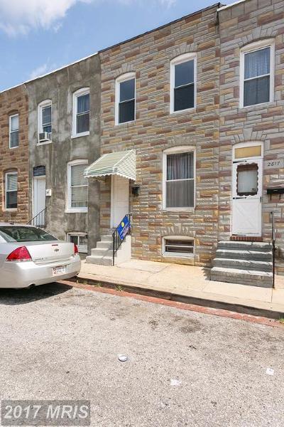 Baltimore Condo For Sale: 2819 Miles Avenue
