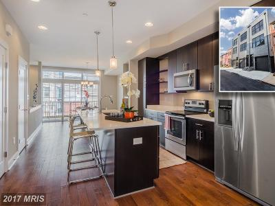 Baltimore Townhouse For Sale: 15 Chapel Street S