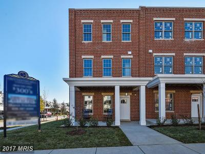 Baltimore Townhouse For Sale: 807 32nd Street W