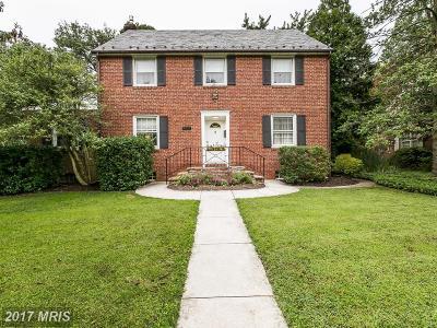 Baltimore Single Family Home For Sale: 5002 Springlake Way