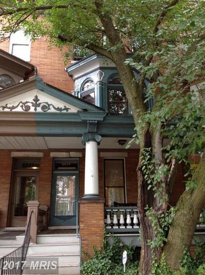 Baltimore Single Family Home For Sale: 6110 Marietta Avenue