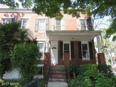 Baltimore Condo For Sale: 1614 Pulaski Street N