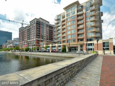 Baltimore Condo For Sale: 1400 Lancaster Street #301