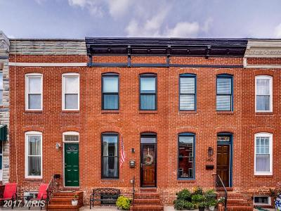 Baltimore MD Townhouse For Sale: $409,900