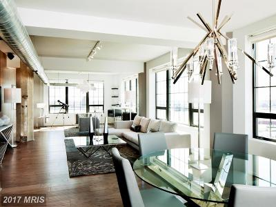 Locus Point, Locust Point, Locust Point/Silo Point Condo For Sale: 1200 Steuart Street #1815