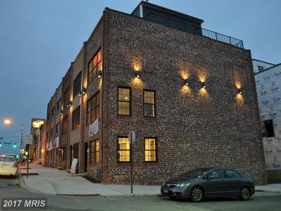 Canton, Canton Company, Canton Cove, Canton East, Canton, Patterson Park, Canton/Brewers Hill, Canton/Lighthouse Landing Townhouse For Sale: 3509 Odonnell Street