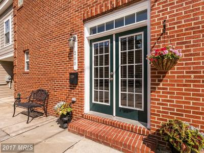 Canton, Federal Hill, Federal Hill Area, Federal Hill;, Federall Hill, Fell Point, Fells Point, Fells Point Upper, Inner Harbor Single Family Home For Sale: 200 Gittings Street