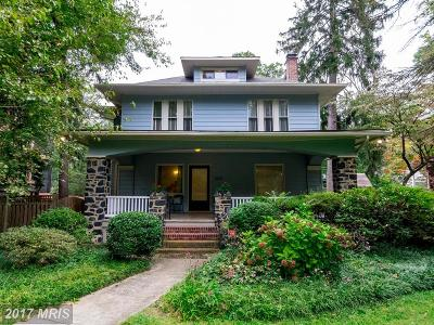 Baltimore City Single Family Home For Sale: 2214 Ken Oak Road