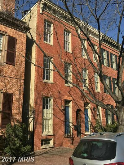 Federal Hill Multi Family Home For Sale: 38 Montgomery Street E