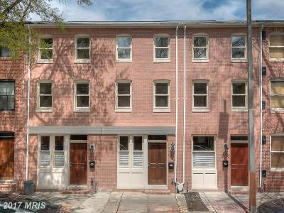 Fells Poi Nt, Fells Point, Fells Point/Hopkins, Fells Pt./Hopkins Condo For Sale: 2024 Eastern Avenue