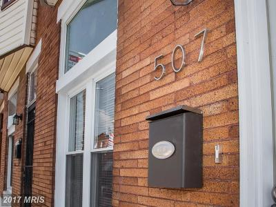 Greek Town, Greek Town Canton East, Greektown Rental For Rent: 507 Newkirk Street