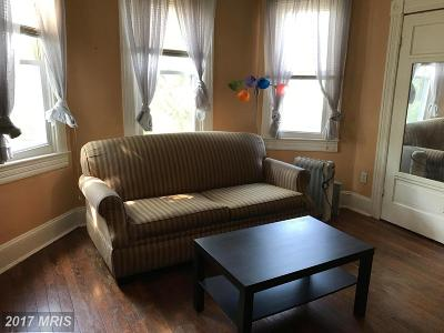 Baltimore MD Rental For Rent: $1,000