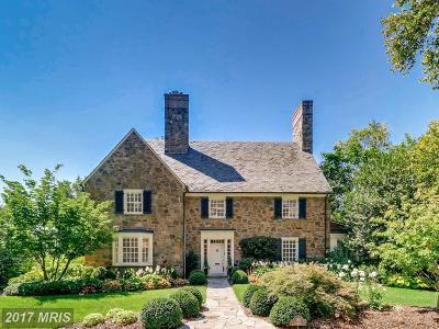 Single Family Home For Sale: 115 Tunbridge Road
