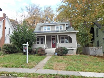 Baltimore Single Family Home For Sale: 239 Mallow Hill Road