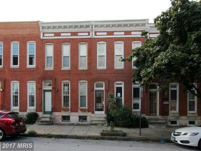 Baltimore City Condo For Sale: 31 Ostend Street E