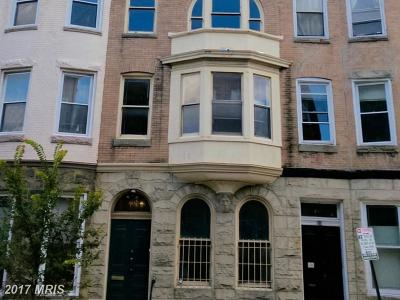Baltimore Multi Family Home For Sale: 211 Biddle Street