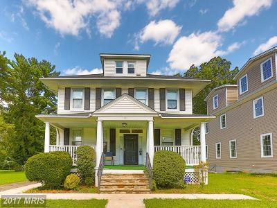 Baltimore Single Family Home For Sale: 6307 Wallis Avenue