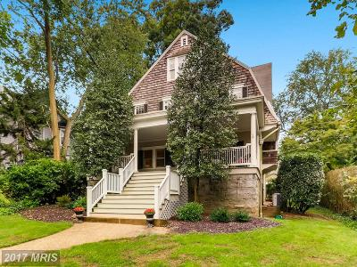 Baltimore Single Family Home For Sale: 4804 Keswick Road