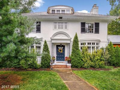Baltimore Single Family Home For Sale: 524 Overdale Road