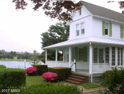 Baltimore Single Family Home For Sale: 2100 Kentucky Avenue
