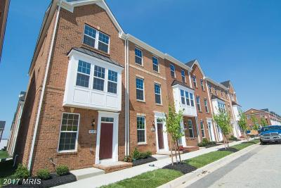 Baltimore City Townhouse For Sale: 112 Oldham