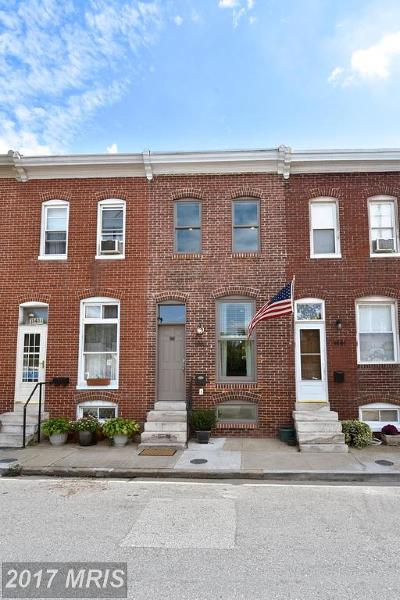Baltimore MD Townhouse For Sale: $339,900
