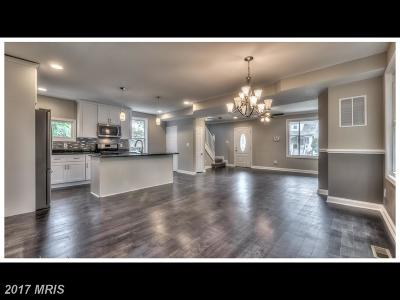 Baltimore Single Family Home For Sale: 3012 Christopher Avenue