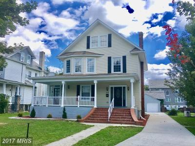 Baltimore Single Family Home For Sale: 3411 Callaway Avenue