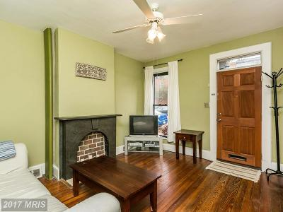 Baltimore Townhouse For Sale: 22 Collington Avenue S