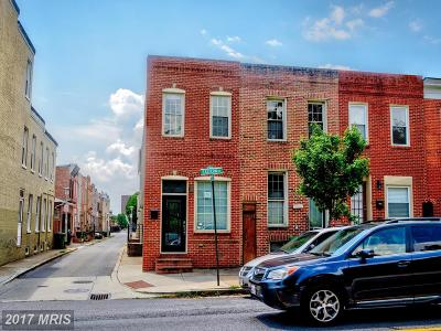 Baltimore City Condo For Sale: 2523 Eastern Avenue