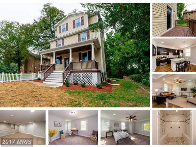 Baltimore Single Family Home For Sale: 4024 Rogers Avenue