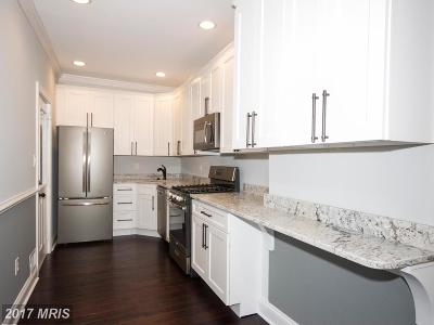 Baltimore Townhouse For Sale: 1738 Charles Street S