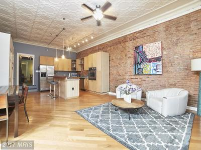 Baltimore Single Family Home For Sale: 1012 Poplar Hill Road