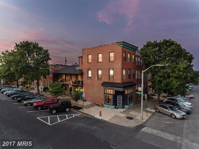 Baltimore Multi Family Home For Sale: 2200 Fairmount Avenue