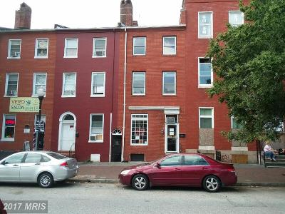 Fells Poi Nt, Fells Point, Fells Point/Hopkins, Fells Pt./Hopkins Condo For Sale: 118 Broadway S