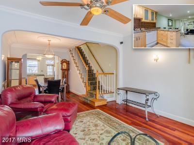 Baltimore Multi Family Home For Sale: 3811 Hudson Street