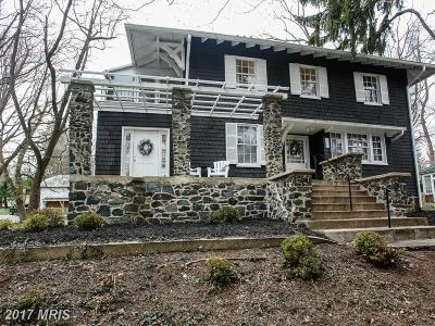 Baltimore Single Family Home For Sale: 510 Old Orchard Road