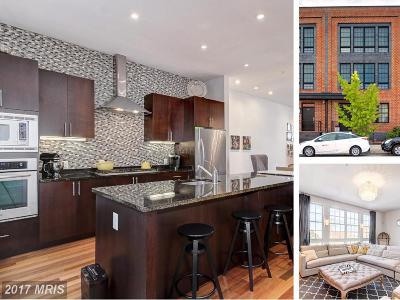 Baltimore Townhouse For Sale: 929 Conkling Street S