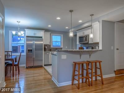 Baltimore Single Family Home For Sale: 5622 Laurelton Avenue