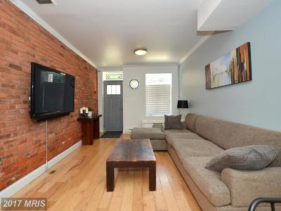 Fells Poi Nt, Fells Point, Fells Point/Hopkins, Fells Pt./Hopkins Condo For Sale: 717 Durham Street S