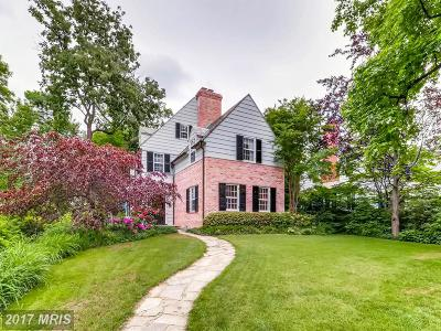 Baltimore City Single Family Home For Sale: 318 Broxton Road